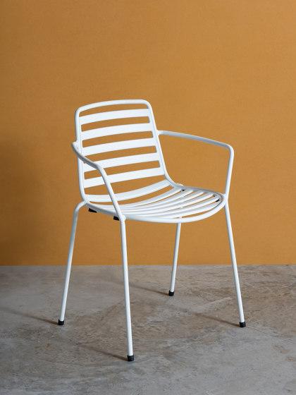 Street armchair di ENEA