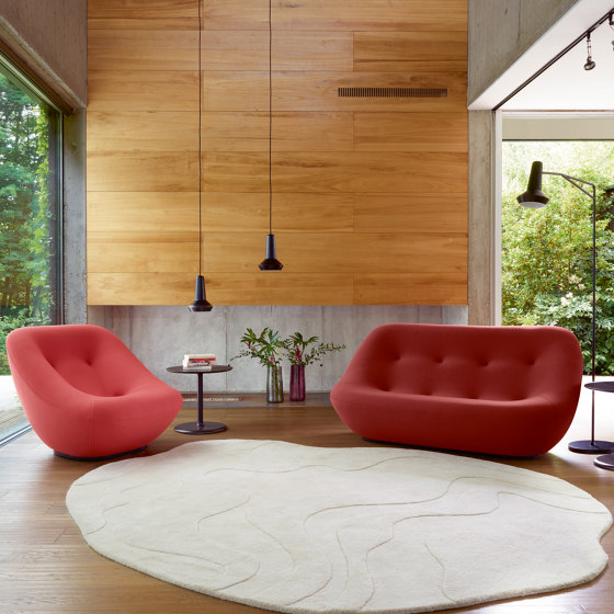 Bonnie | Settee Plain Version by Ligne Roset