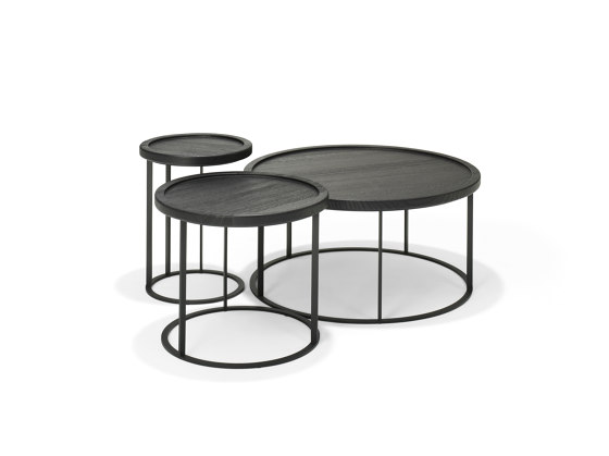 To be Served Coffee and Side Tables by QLiv