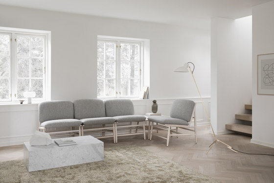 Von | Bench With Pad by L.Ercolani