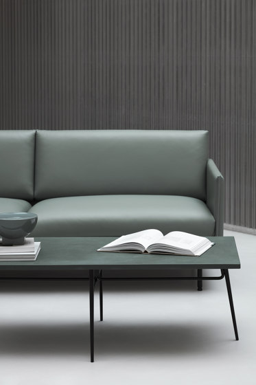 Form 2 Seater by ICONS OF DENMARK