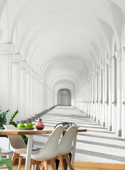White arches de WallPepper