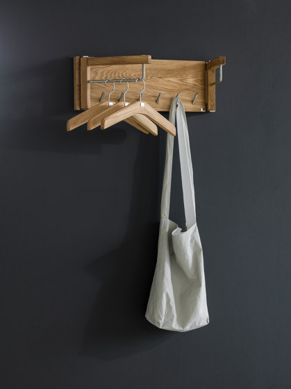 Enter chests shoerack Ash Blonde by Hans K