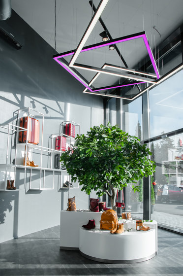 Lichtkanal 110 | Surface-Mounted & Pendant by LTS
