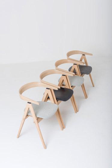 Ava chair | Main Line Flax by Gazzda