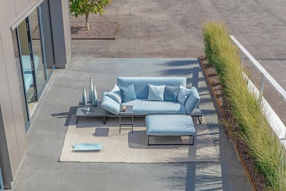 Flora Lounge Side Table de Fischer Möbel