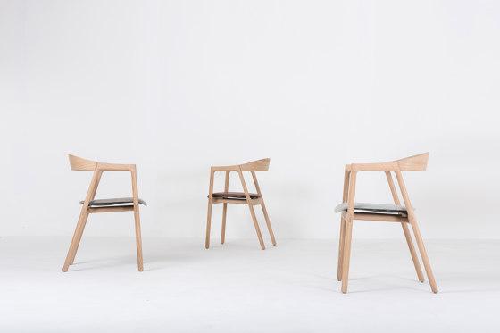 Muna chair | Dakar by Gazzda
