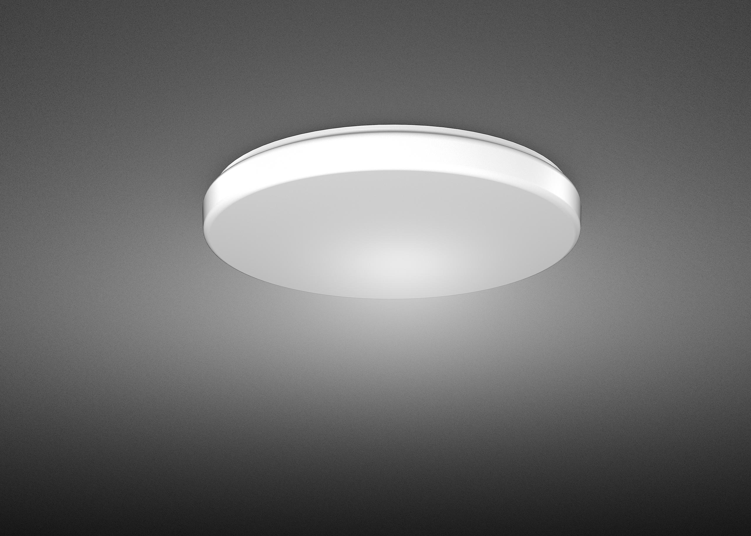 Flat Polymero Kreis Slim Ceiling And