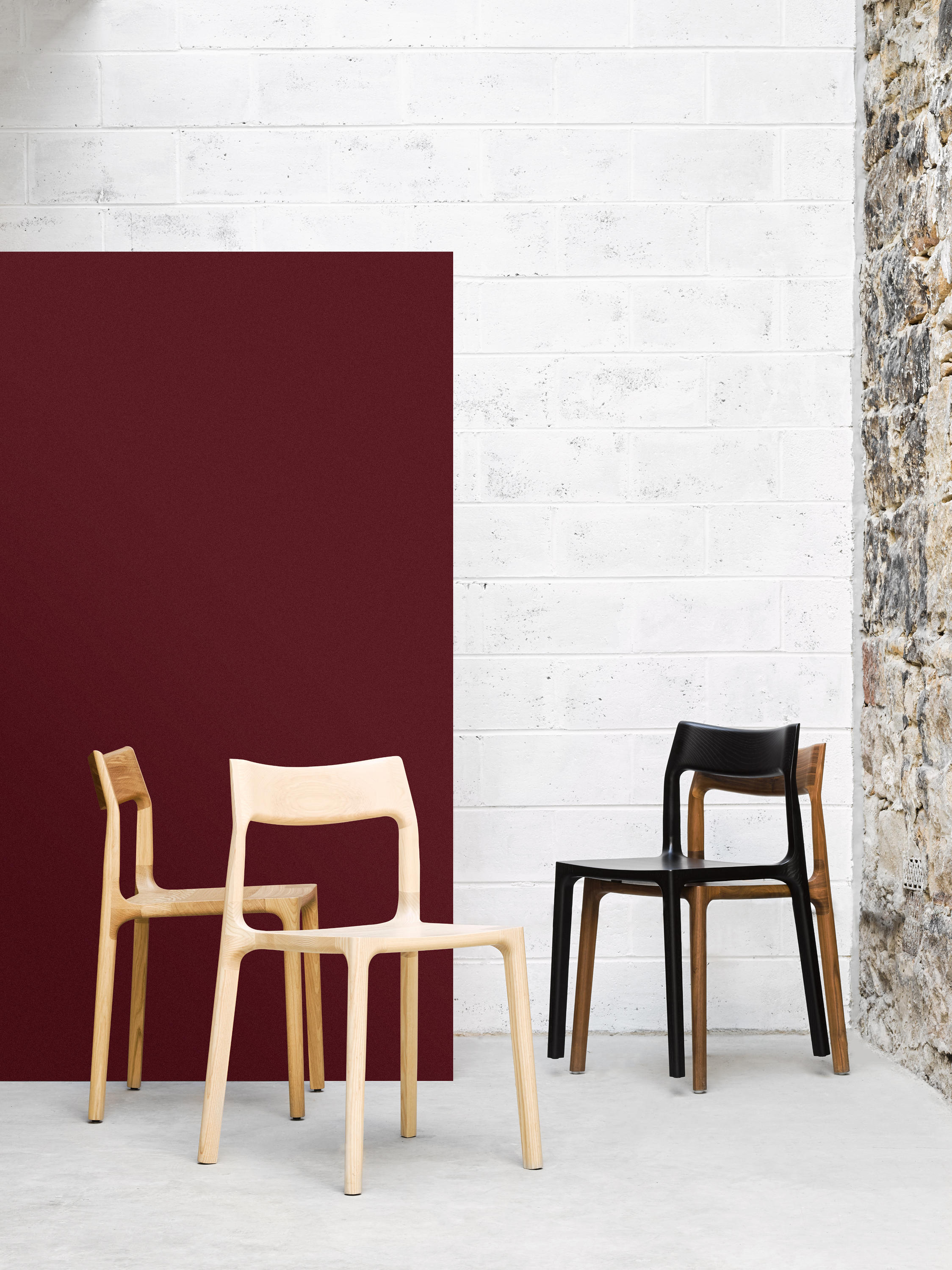 Molloy Chair Chairs From Nau Design Architonic
