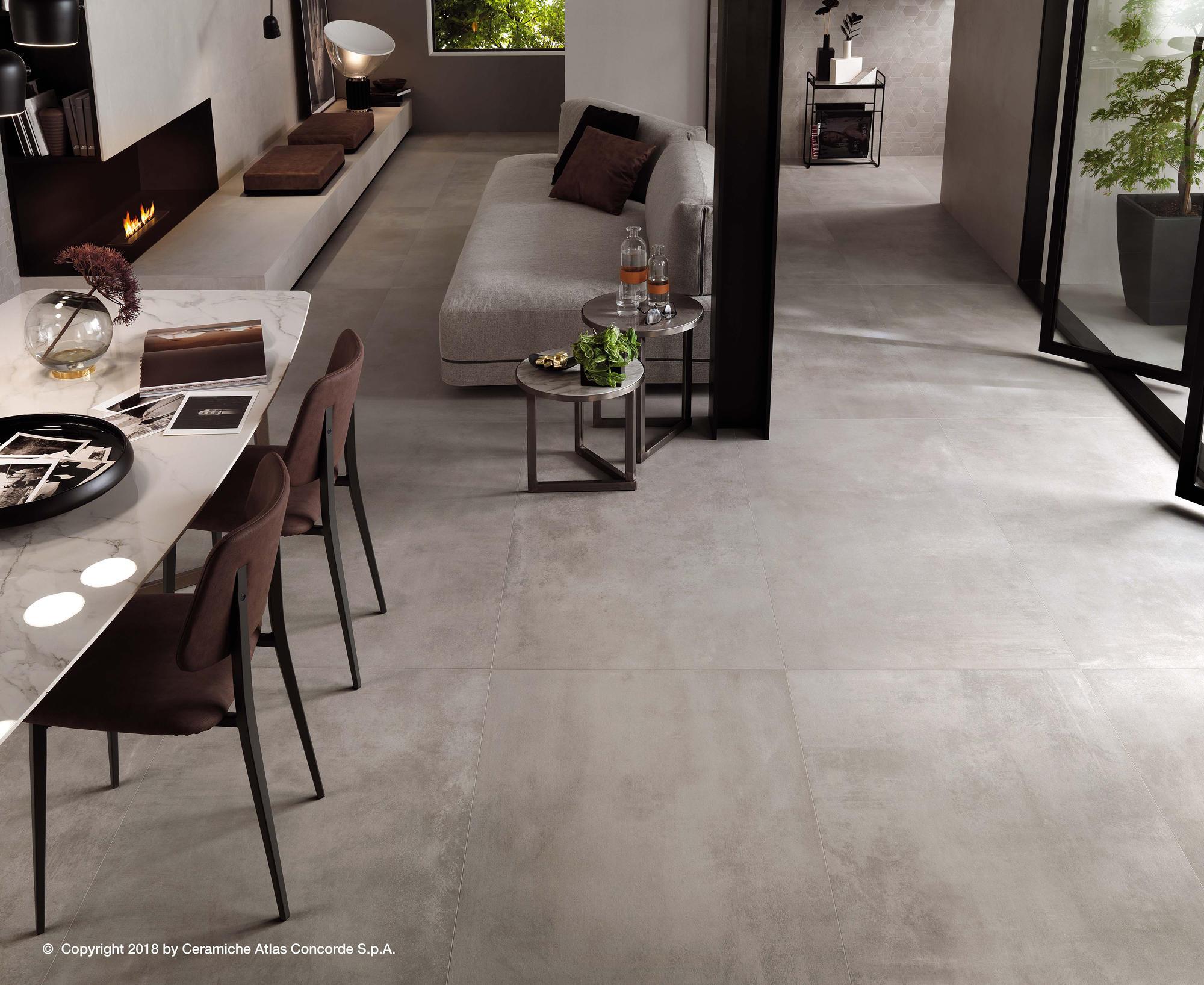 BOOST GREY - Ceramic tiles from Atlas