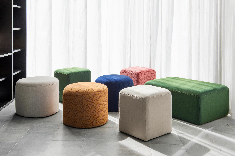 Bon Pouf Brick Ink & Designermöbel | Architonic