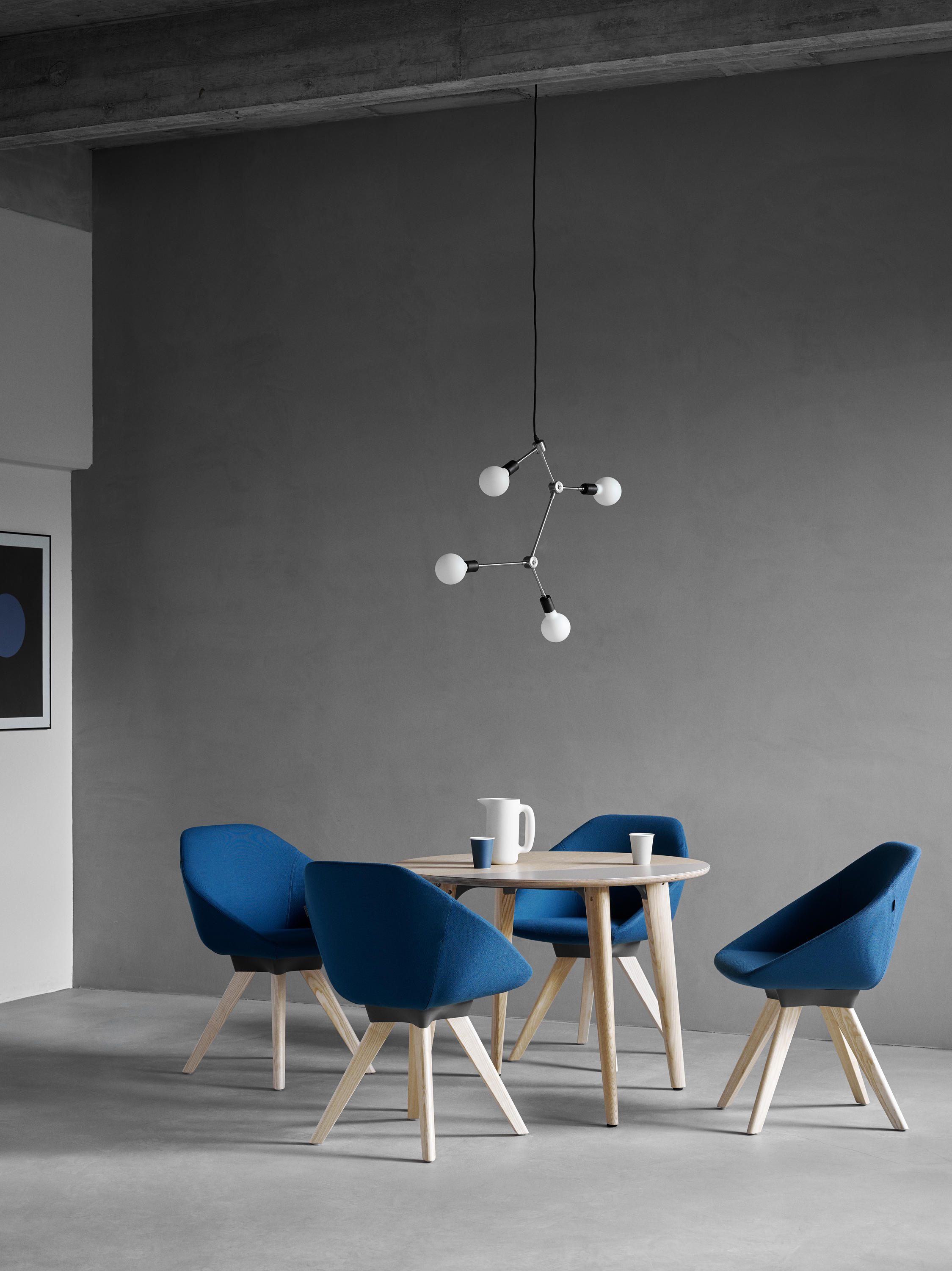 Famiglia Chairs From Allermuir Architonic