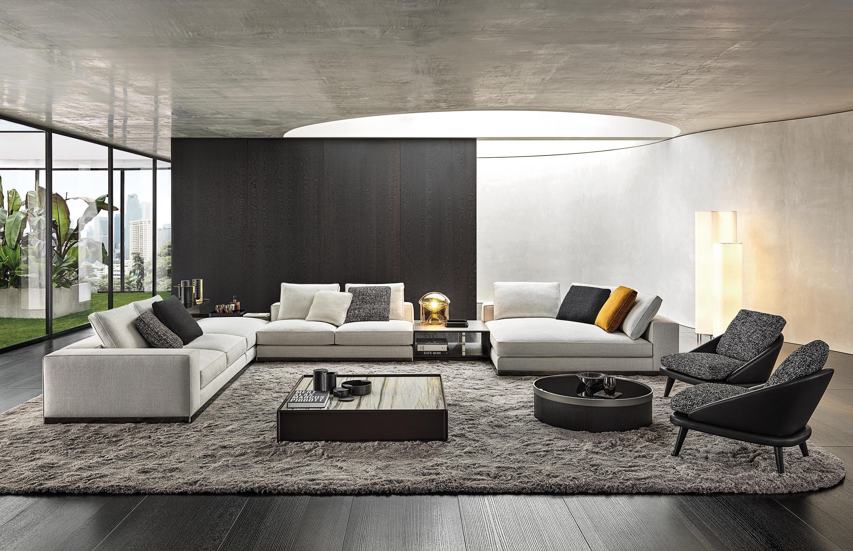 Arredamento Casa Western west - sofas from minotti | architonic
