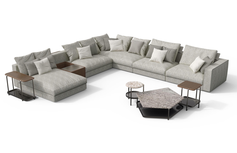 Skyline Sofa Sofas From Giorgetti Architonic