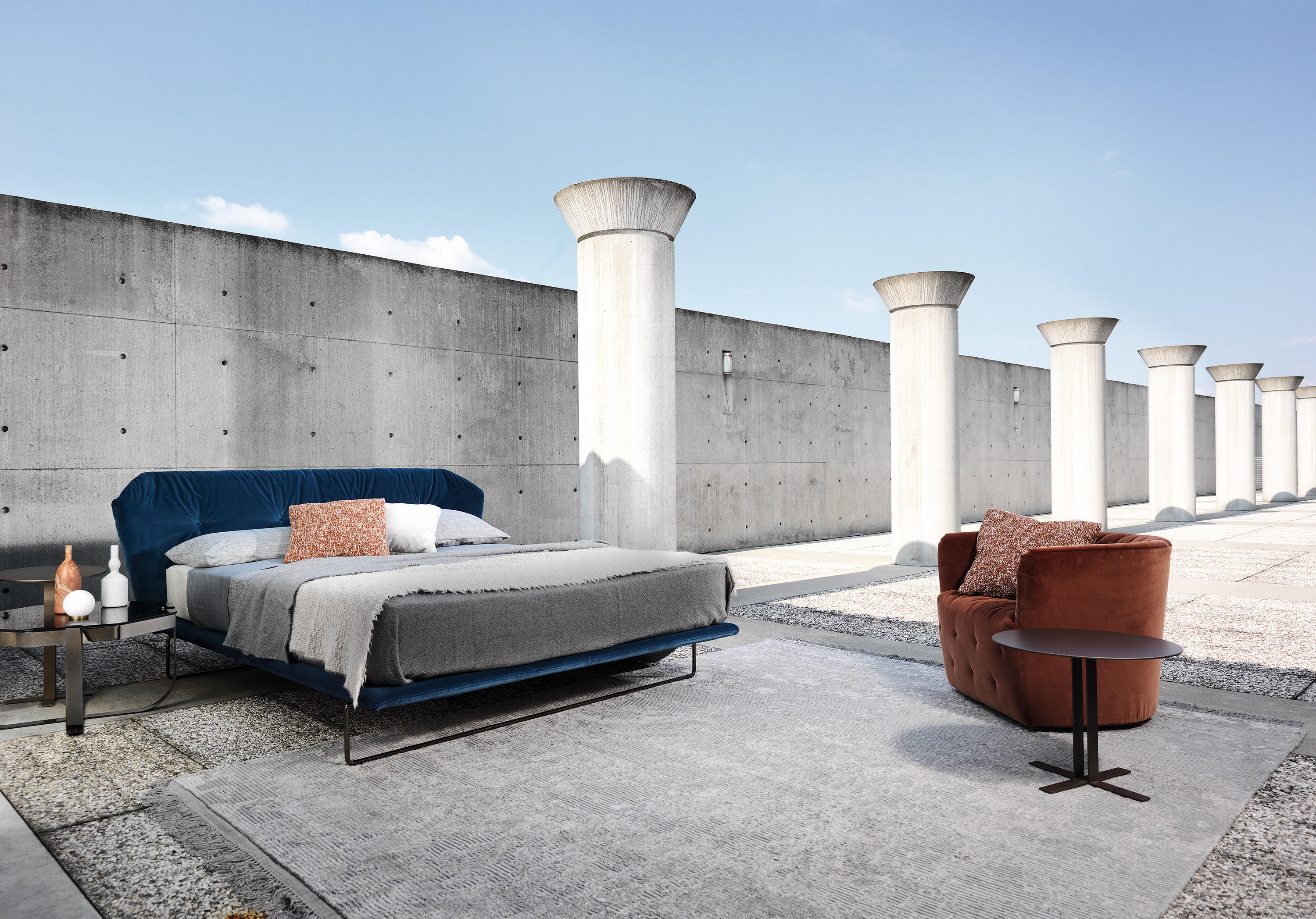 NEW YORK BED - Beds from Saba Italia | Architonic