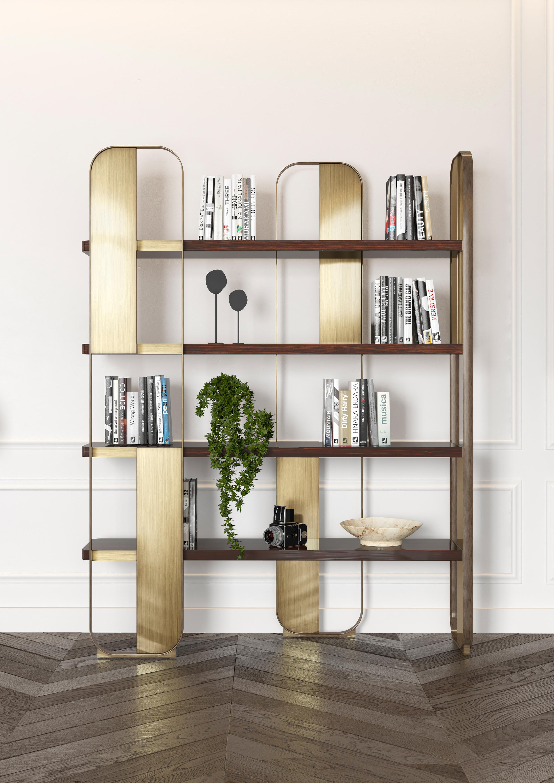Manufacture Francaise Des Textiles D Ameublement giselle bookcase & designer furniture | architonic
