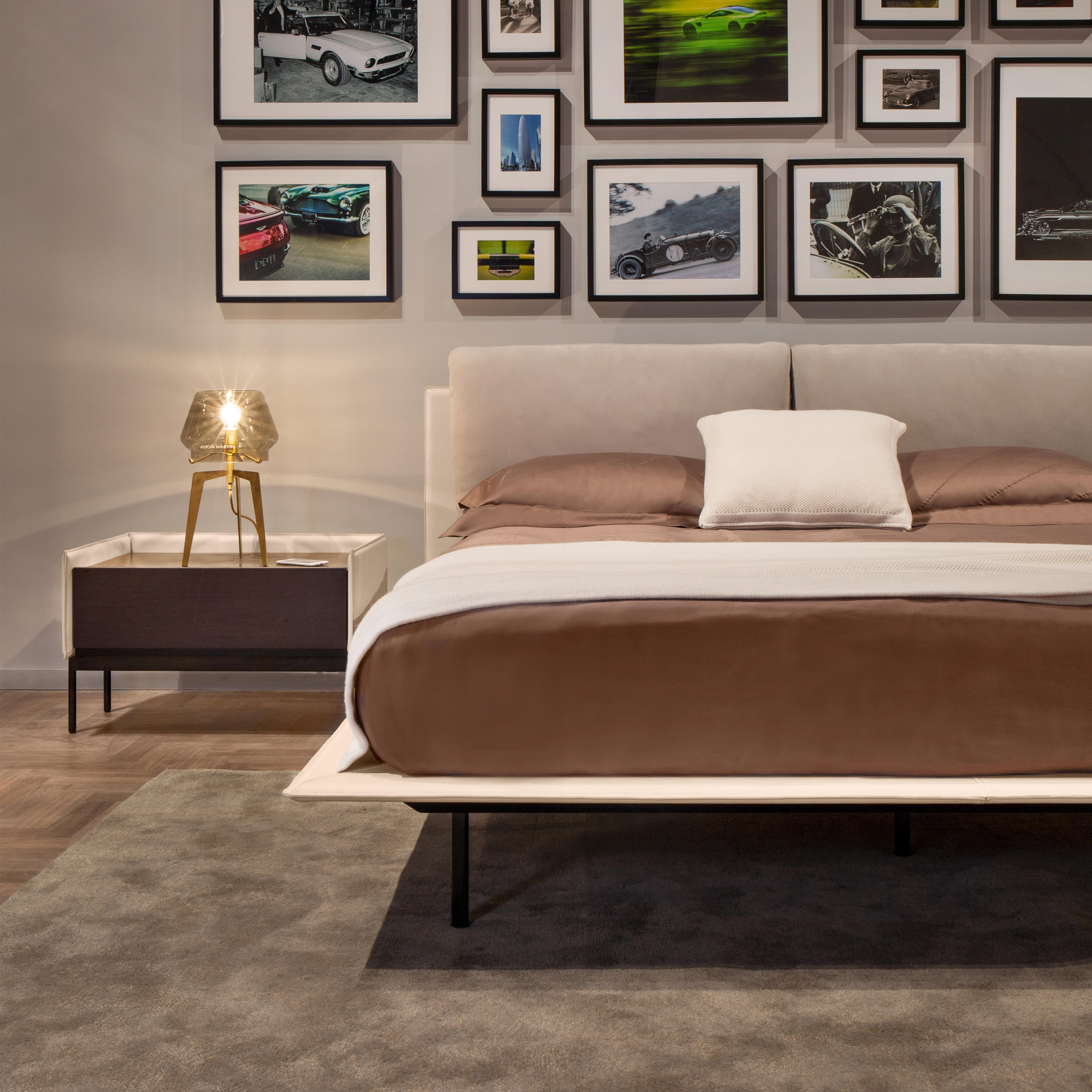 BED - Beds From Aston Martin Interiors