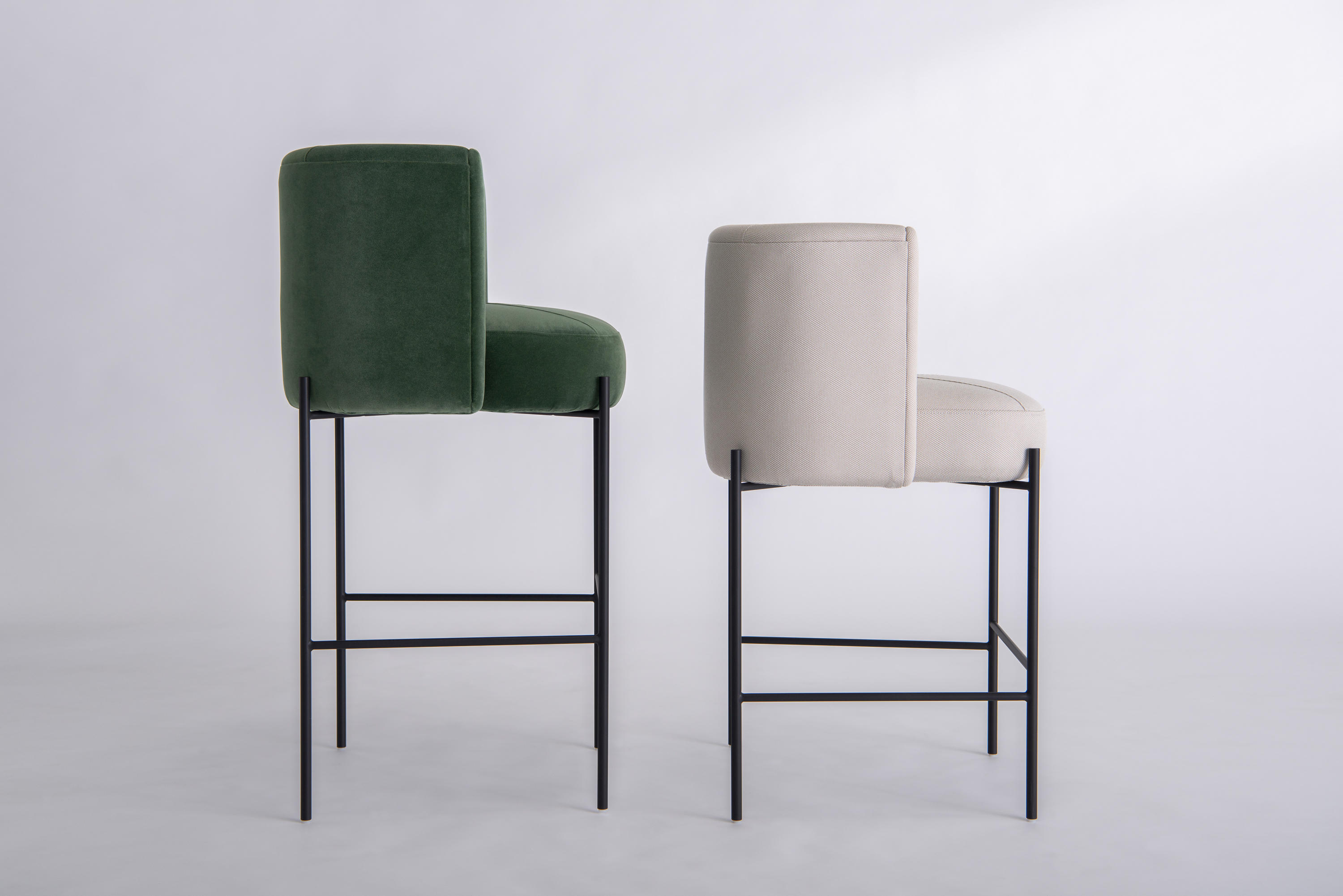 Capper Lounge Chair With Metal Base Architonic