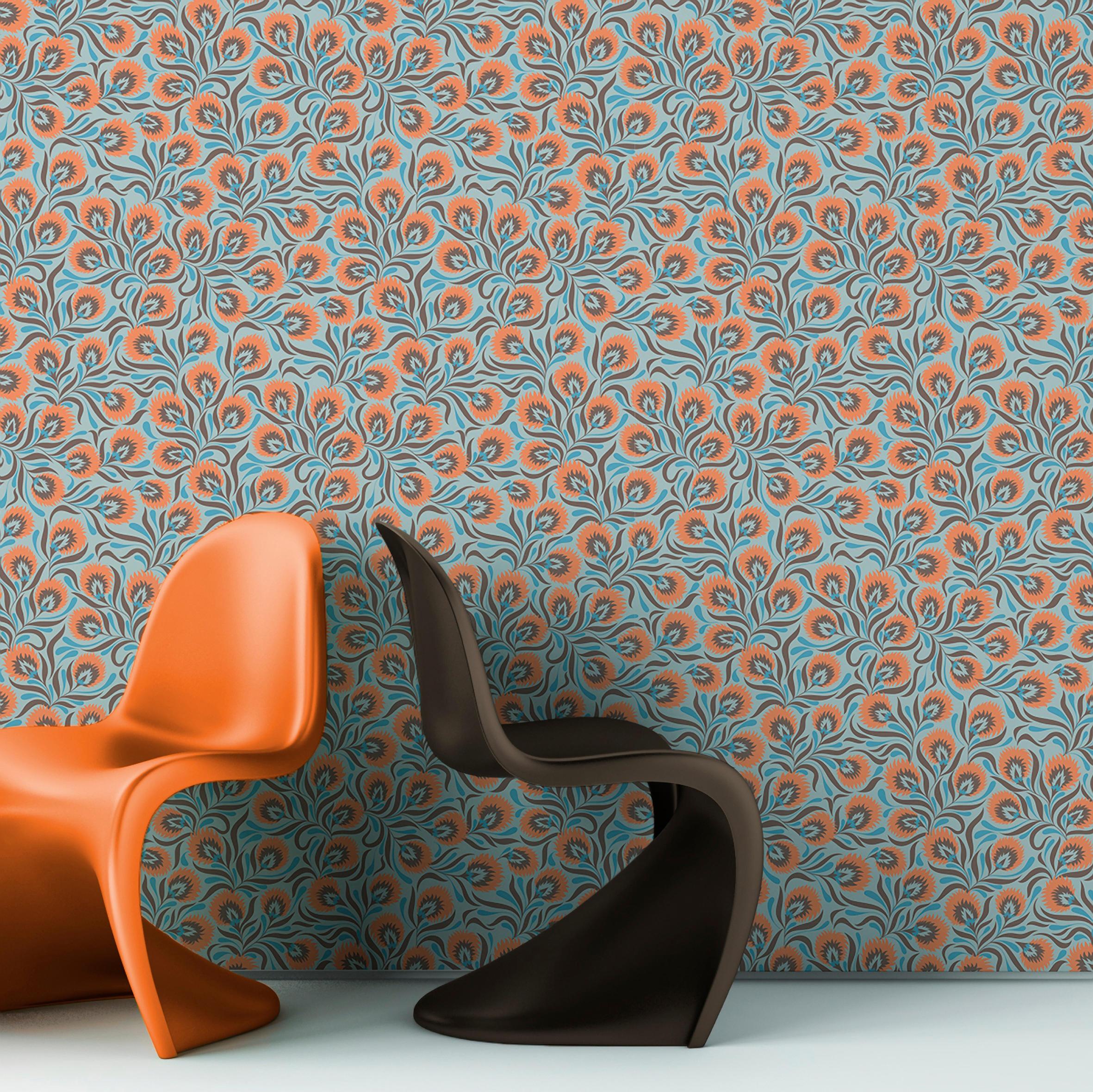 Art Nouveau Flowers Designer Furniture Architonic