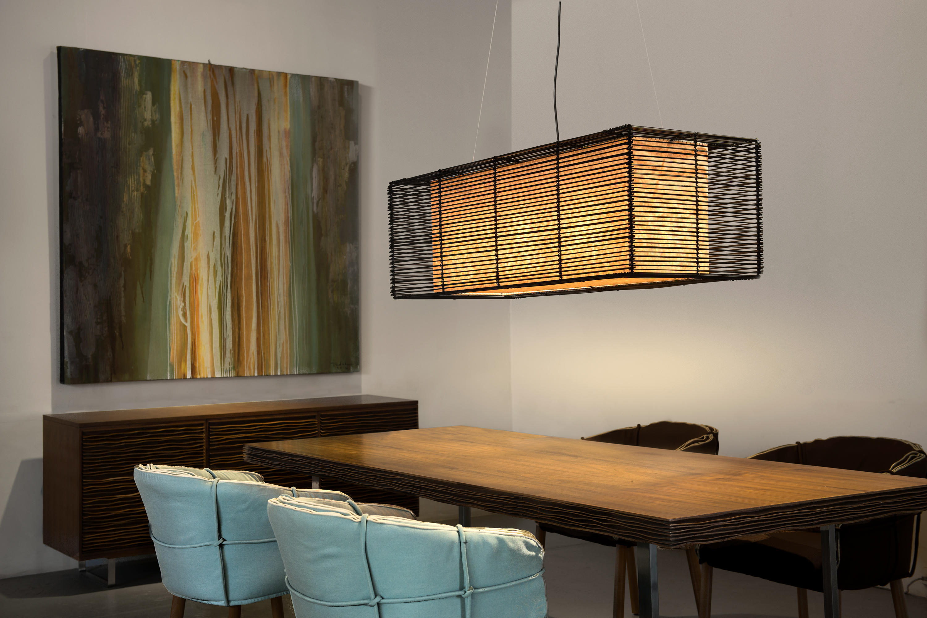 Kai Arc Lamp Free Standing Lights From Kenneth Cobonpue Architonic