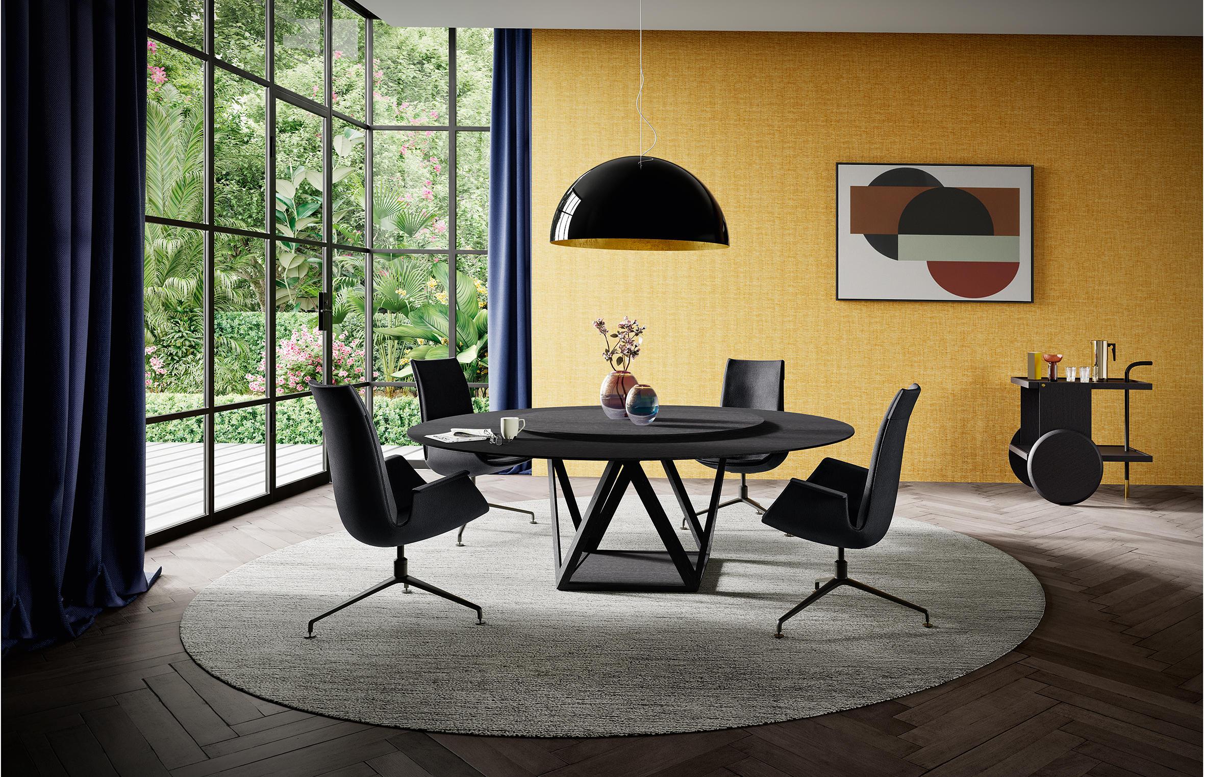fk 6725 schalensessel st hle von walter knoll architonic. Black Bedroom Furniture Sets. Home Design Ideas