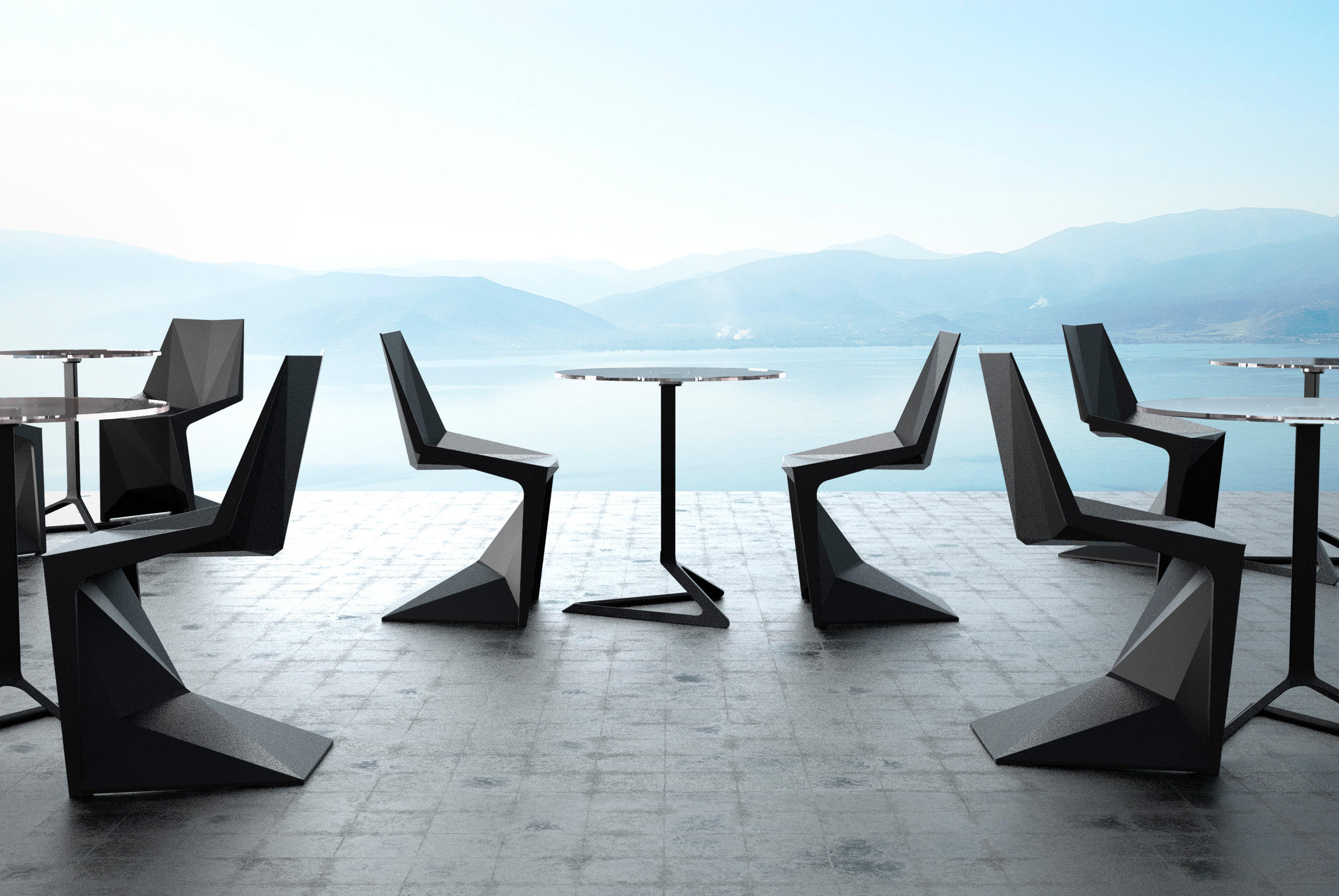 VOXEL CHAIR - Chairs from Vondom | Architonic