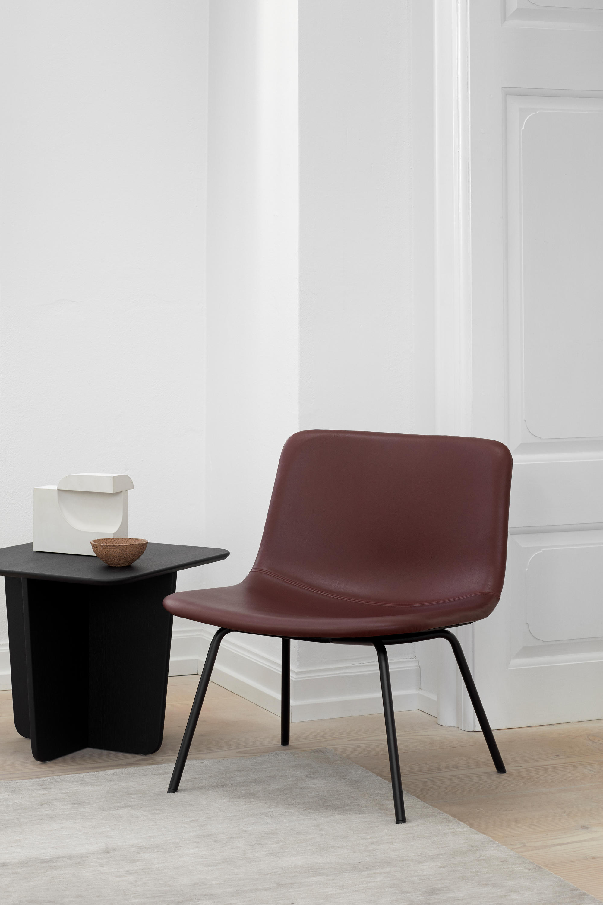 Pato 4 Leg Chairs From Fredericia Furniture Architonic