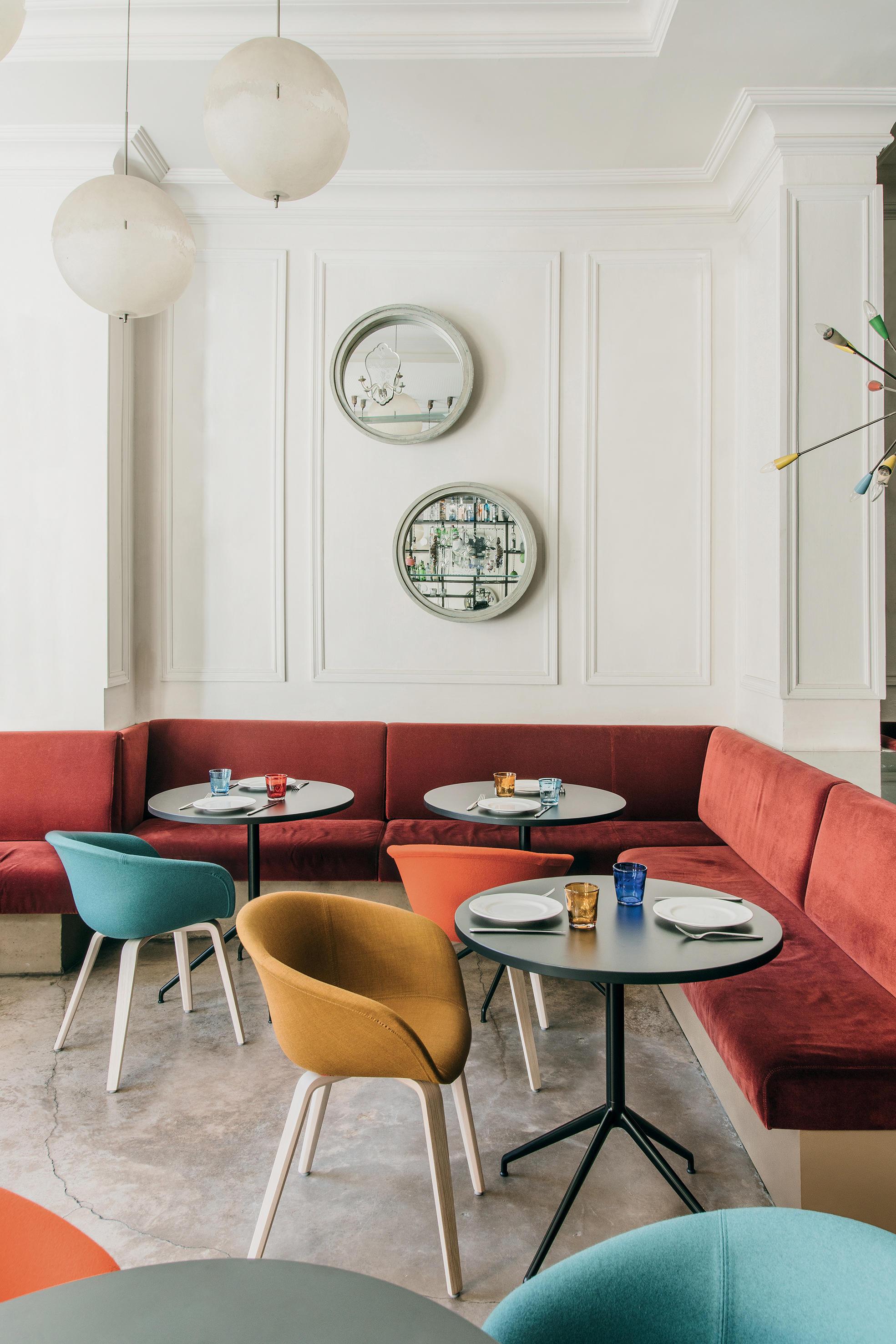 Sensational Duna 02 Chairs From Arper Architonic Machost Co Dining Chair Design Ideas Machostcouk