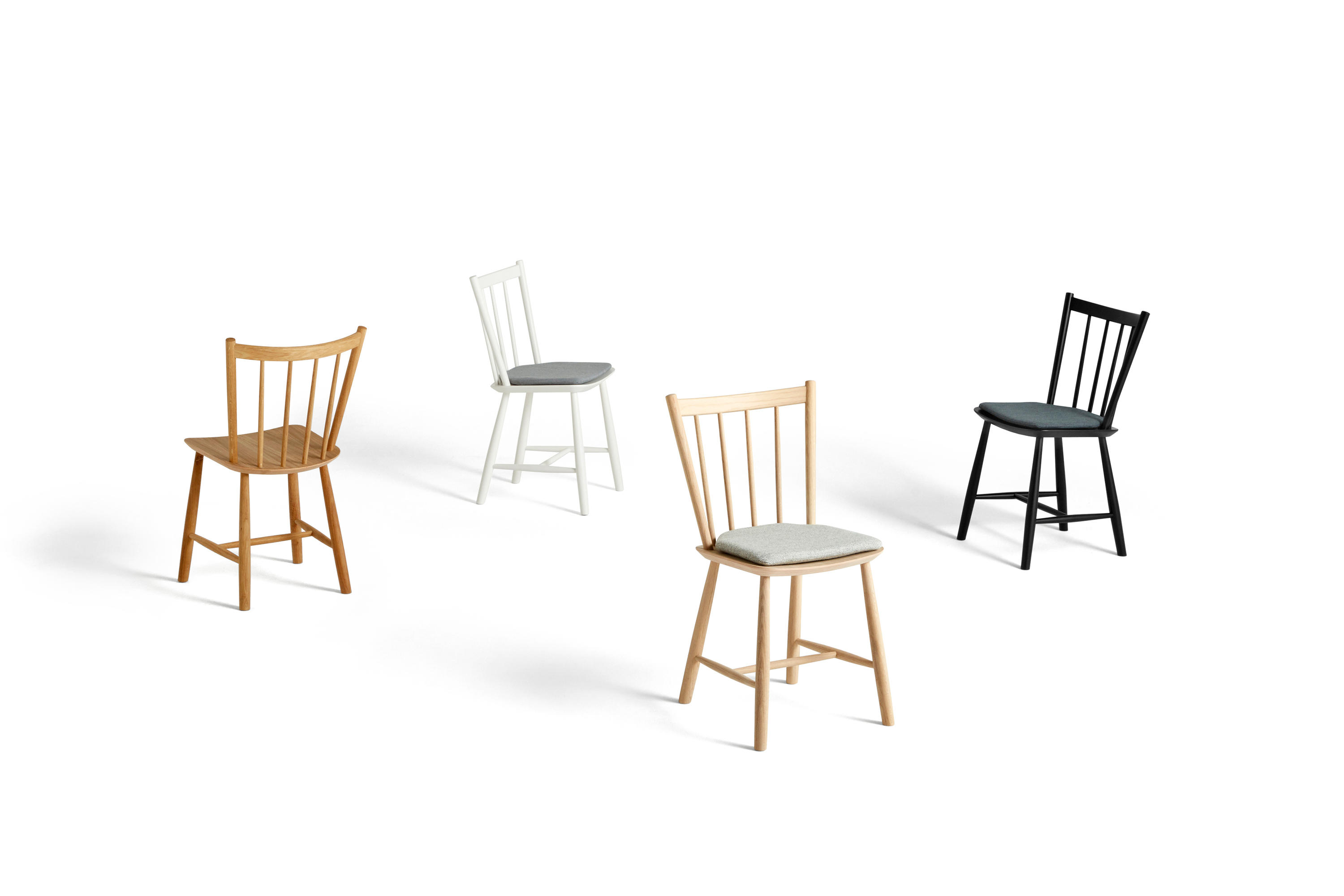 Enjoyable J41 Chairs From Hay Architonic Pdpeps Interior Chair Design Pdpepsorg