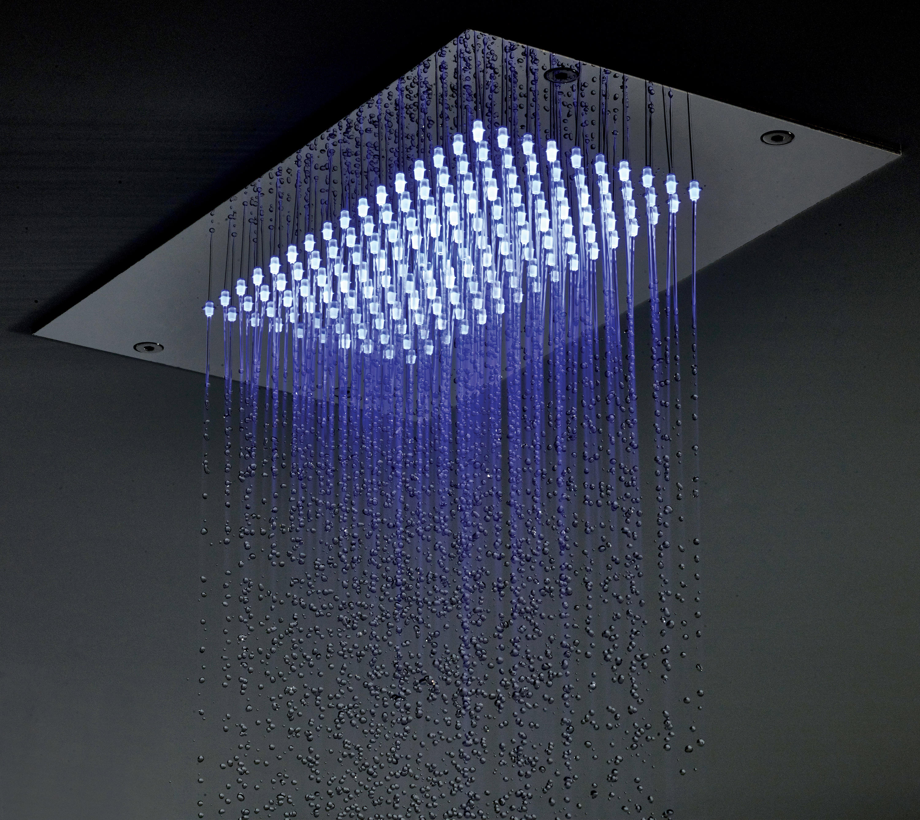 Modular F2805 Ceiling Mounted Stainless Steel Showerhead