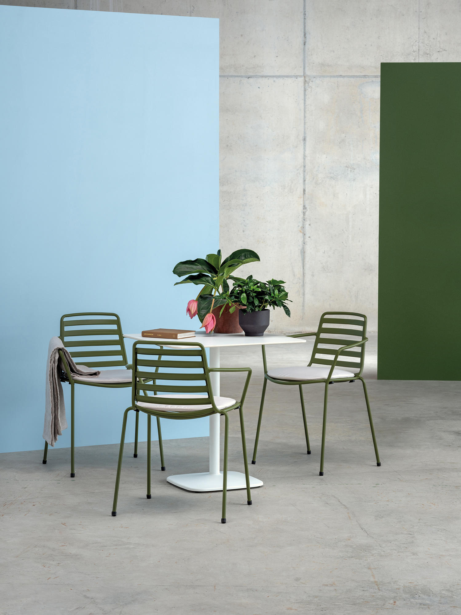 STREET CHAIR - Chairs from ENEA | Architonic