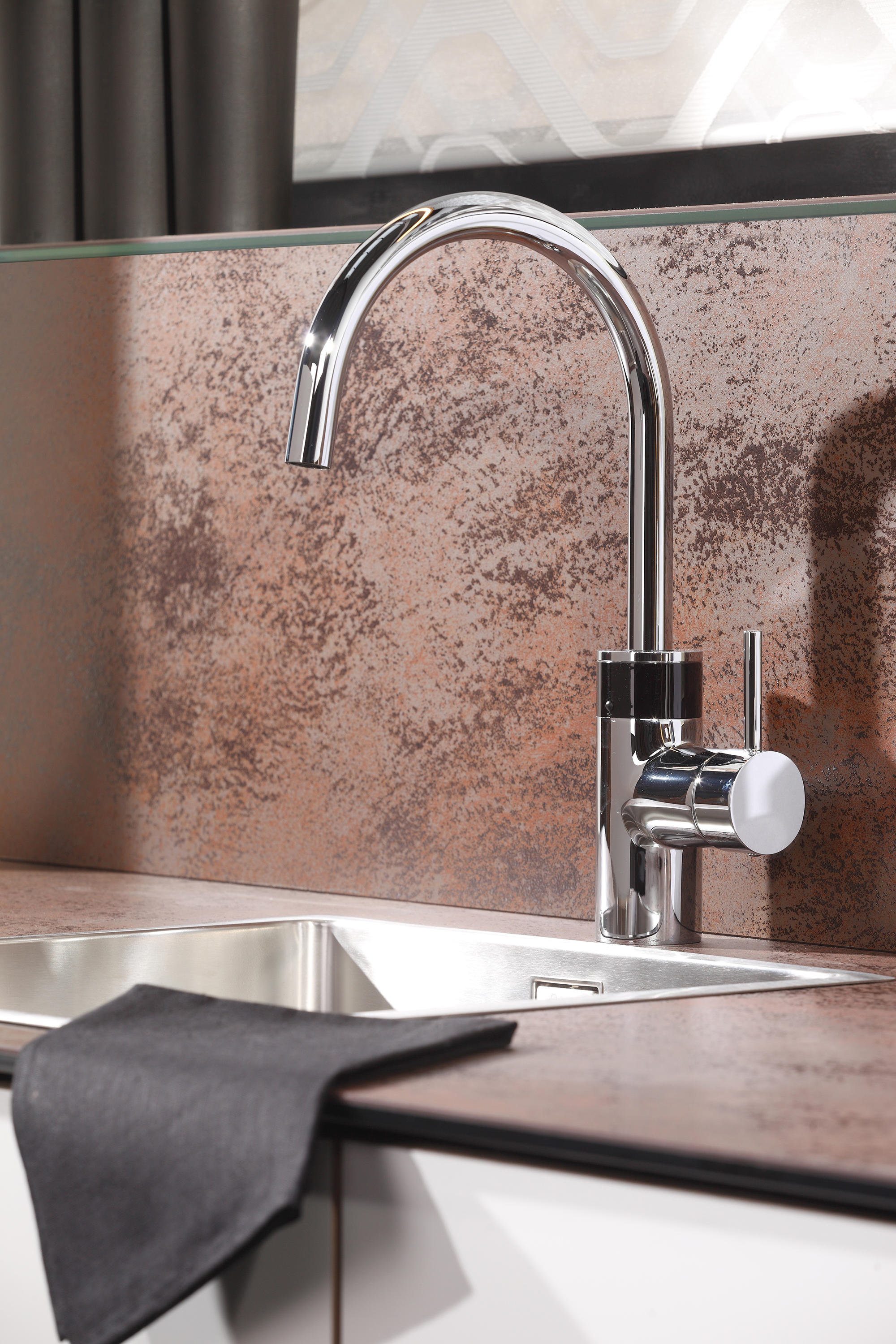 H10 Hybrid Kitchen Faucet Battery Kitchen Taps From Conti