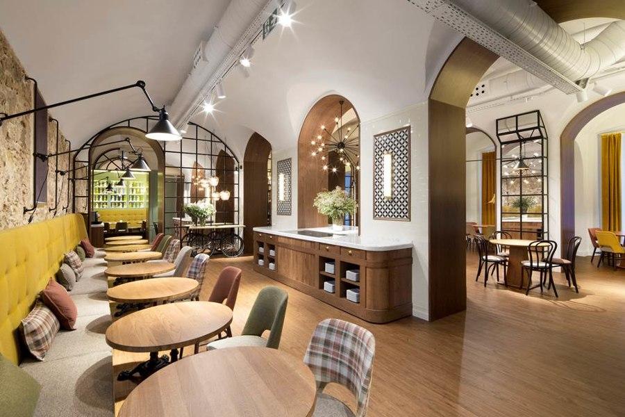 HOTEL PETIT PALACE BOQUERIA GARDEN de Crevin | Referencias de fabricantes