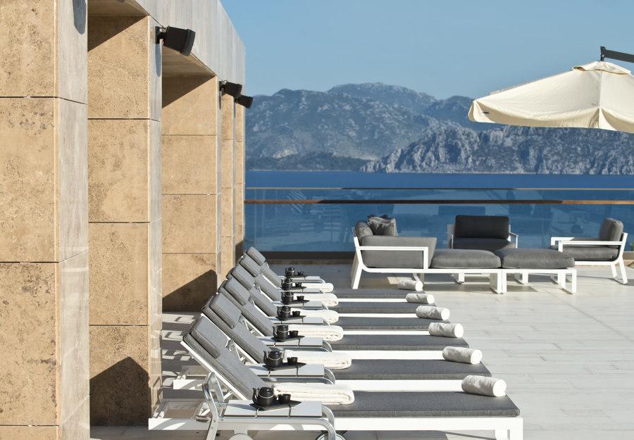 D-HOTEL MARIS de Crevin | Referencias de fabricantes