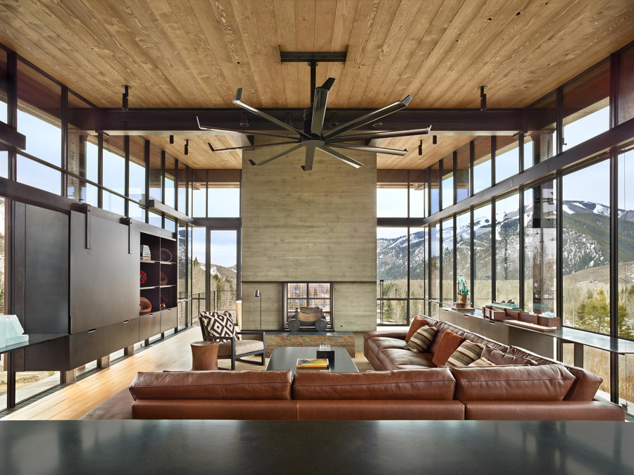 Bigwood Residence by Olson Kundig   Detached houses