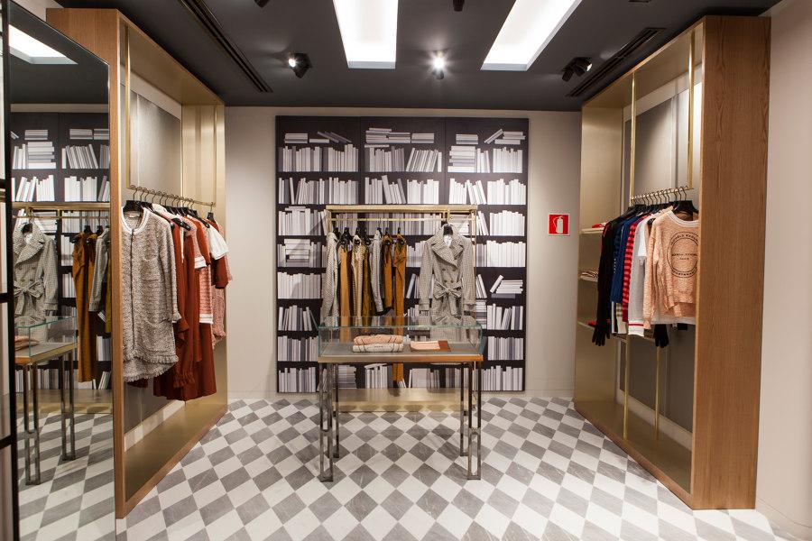 Sonia Rykiel by Vudafieri-Saverino Partners | Shop interiors