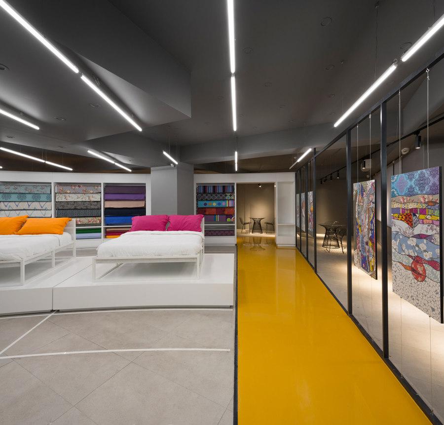 Laico Showroom by Admun Design & Construction Studio | Shop interiors