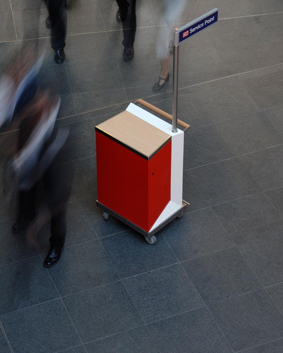 Deutsche Bahn Service Point von unit-design   Prototypen