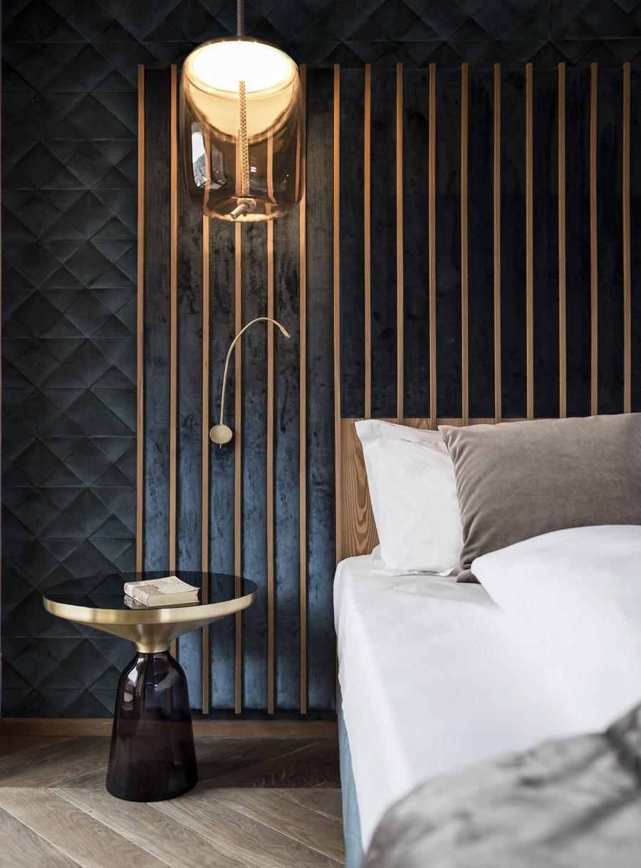 Rosa Alpina Penthouse by Vudafieri-Saverino Partners | Hotel interiors