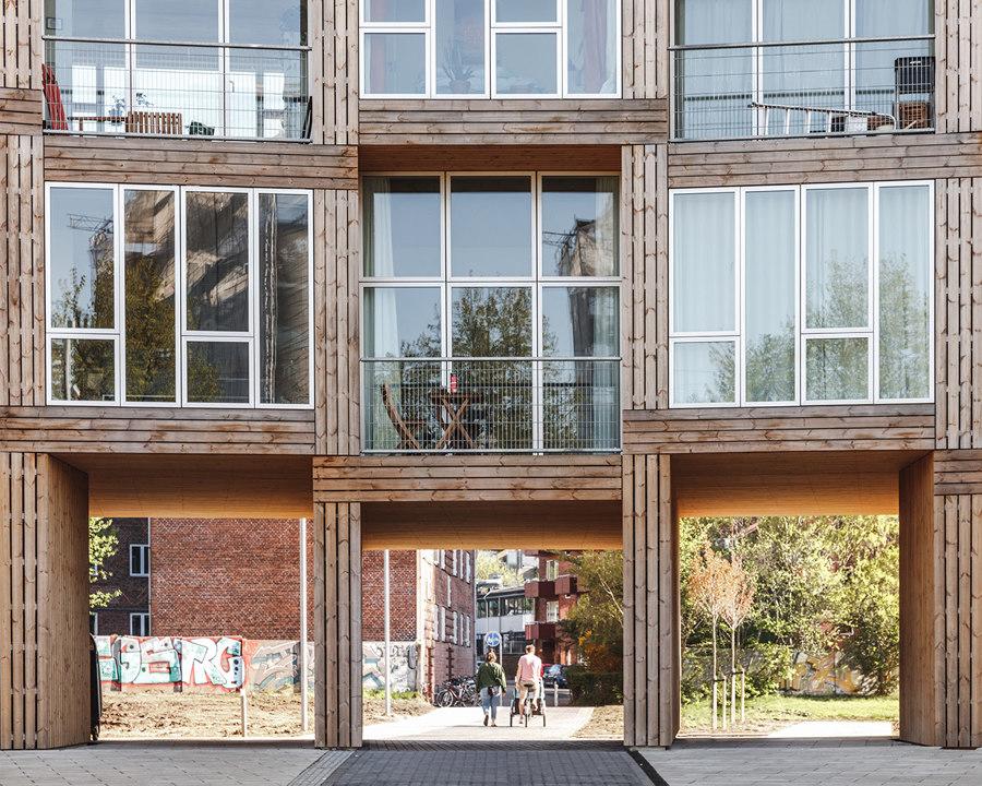 Dortheavej Residence by BIG / Bjarke Ingels Group | Apartment blocks