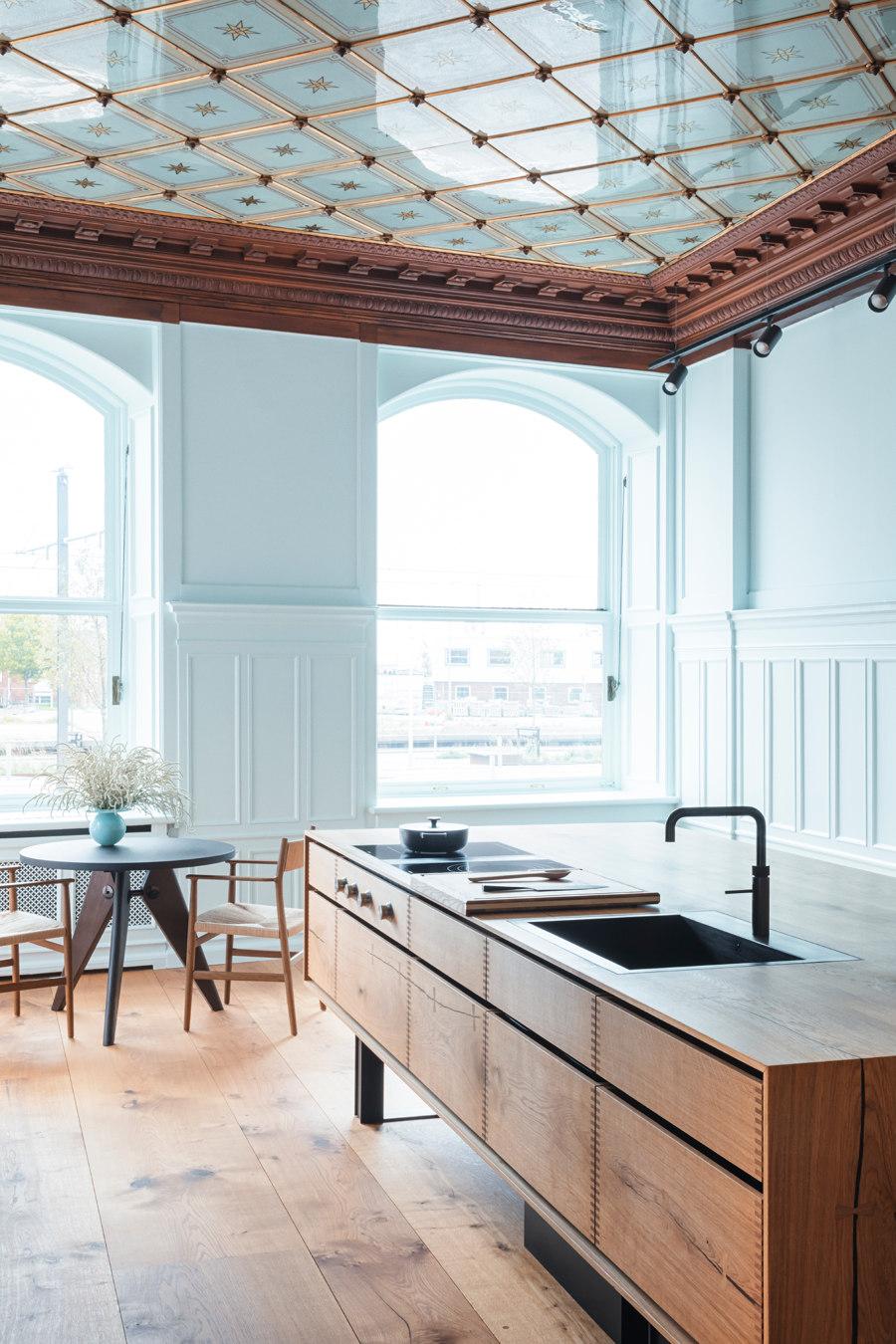 Dinesen & Garde Hvalsoe Showroom by Studio David Thulstrup   Shop interiors