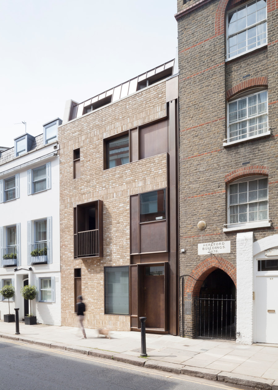 Old Church Street by TDO architecture   Detached houses