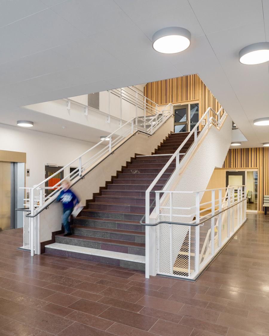 Långbrodalsskolan by NIRAS Arkitekter | Schools