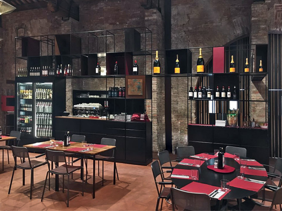Ristorante Le Bombarde by ZEUS | Manufacturer references