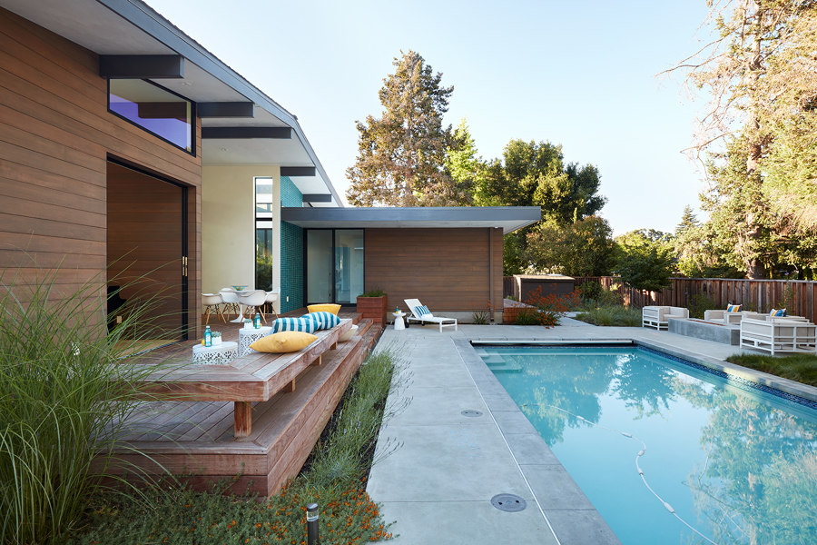 Los Altos New Residence by Klopf Architecture   Detached houses