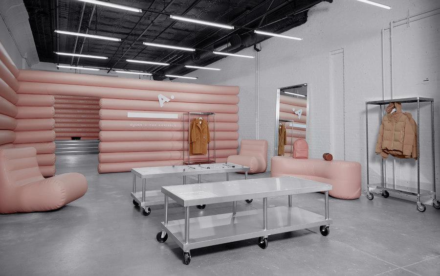 The Arrivals Pop Up 2018 by Lotte van Velzen | Shop interiors
