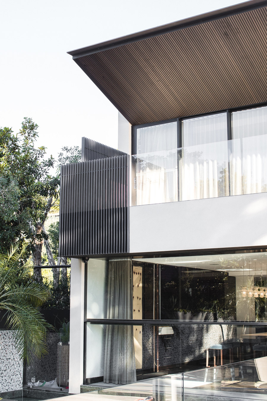 Bellevue Hill House by Geoform Design Architects | Detached houses