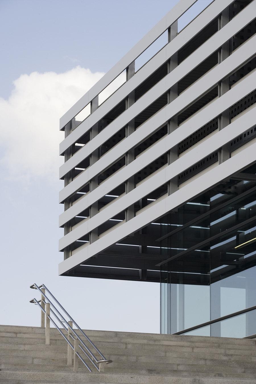 Rivas-Futura Station de LANDÍNEZ+REY arquitectos [eL2Gaa] | Infraestructuras