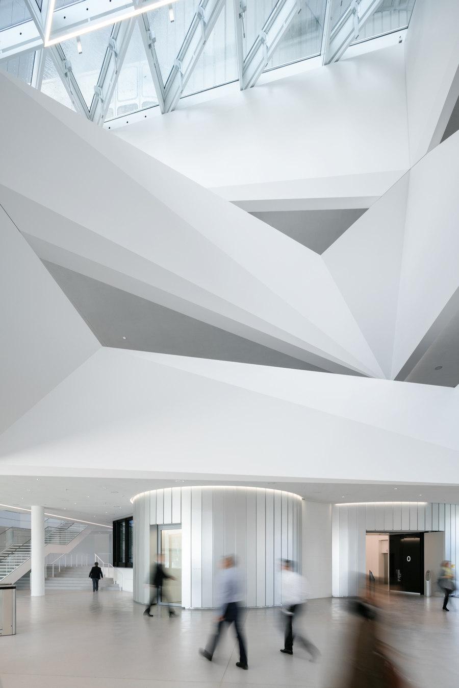 HVB Tower München by Rosskopf + Partner   Manufacturer references