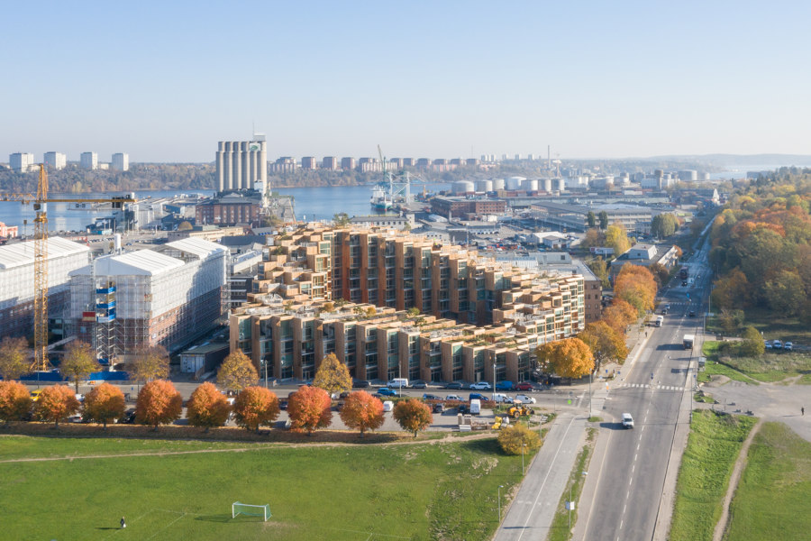 79&Park by BIG / Bjarke Ingels Group | Apartment blocks